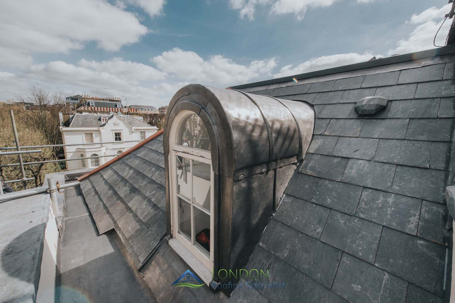 Flat Roofing London Roofing Specialist