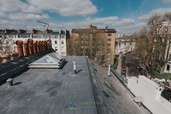 Flat Roofing Services in London