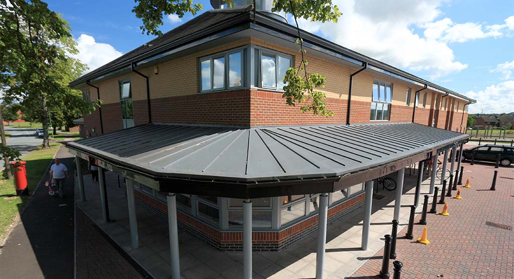 Sarnafil Single Ply Roofing - London Roofing Specialists