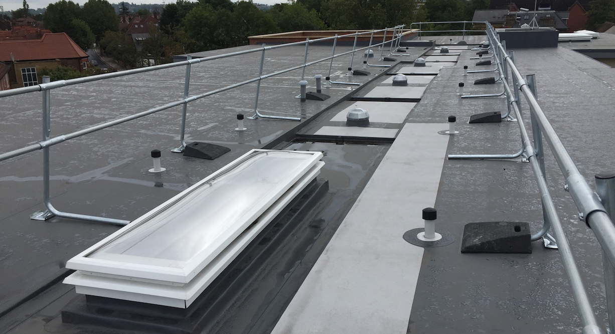 Single Ply Roofing London Roofing Specialist